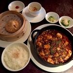大傳梅梅 - 四川麻婆豆腐定食