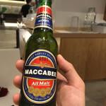 TA-IM - イスラエルビール  軽やかな味わい