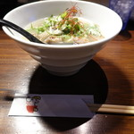 めーめー麺 - 山羊そば 塩(19-02)