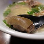 めーめー麺 - 山羊肉(19-02)