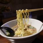 めーめー麺 - 麺リフト(19-02)