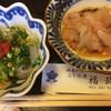 福政 - 料理写真:テッピと焼きフグ