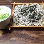 幸伸 - ざる蕎麦