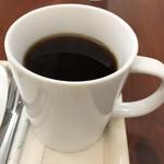 茶るら - ホットコーヒー