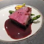 hiroto - 料理写真:広島県産A5ランク和牛いちぼのロースト