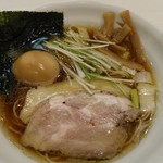 麺処 景虎 ほん田  - 特製鶏だし醤油ラーメン1,058円