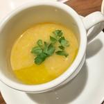 Meat & Wine イタリアンバールDari - 白菜と豆のスープ