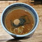 三田製麺所 - 濃厚なつけ汁