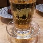 やきとん ほむら屋 - ドリンク写真:梅割り(350円税抜)