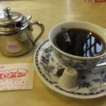 喫茶店トップ - コーヒー付き