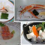 三保園ホテル - 夕食メイン料理。三保園ホテル(静岡市)食彩品館.jp撮影