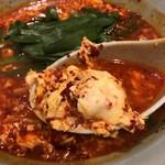 元祖ニュータンタンメン本舗 - スープ