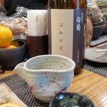 ぼちぼち - 白菊 ぶれんど特別純米酒