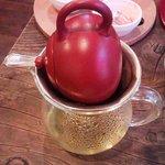 一芯二葉 - 台湾茶の急須2