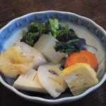 Chikyuuya - 野菜の煮物