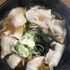 うどん蔵 扇屋 - 料理写真:肉うどん 中盛り