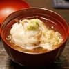 土家 - 料理写真:甘鯛のかぶら蒸し
