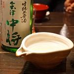 土家 - 会津中将 純米生原酒 無濾過 初しぼり