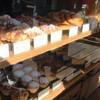 パンドカフー - 料理写真:ショーケースのパンたち