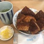 101243517 - 元祖味噌カツ丼 単品(1,320円)