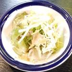 ろいん - 料理写真:ヘルシー柔らかヘレステーキコース  2,600円 サラダ