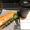 PAUL - 料理写真:◆人気No. 1 アンシェンミックスハーフサイズ 291円 ◆コーヒー 432円