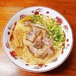 麺屋 晴レ - 塩(並) 税込600円