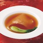 重慶飯店 - フカヒレの姿煮