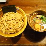 101247949 - ベジポタ味玉肉増しつけ麺