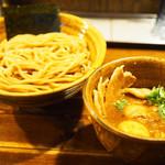 101247951 - ベジポタ味玉肉増しつけ麺
