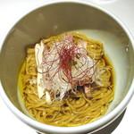 101248844 - 鶏油SOBA_830円
