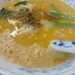 もんど - 坦々麺(中辛)¥500