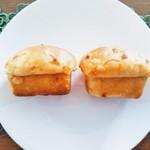 ブーランジュリ オノ - 料理写真:はちみつレモンのブリオッシュ
