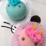 美乃雀 - 料理写真:青おに君と赤おに君(2人で390円)(2019.02.現在)