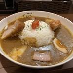 燻製咖喱 くんかれ -