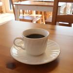 和牛ハンバーグ e-cafe - ドリンク写真: