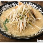 濃厚味噌ラーメンジム 味噌のジョー -