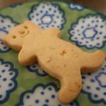 ラヴィサンカフェ - くまさんクッキー