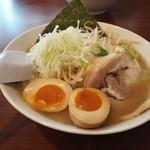 山王 - 味噌ラーメン