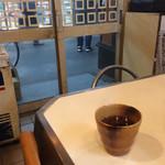 牡丹江 - 紹興酒の熱燗