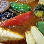アジト ハチャム - レギュラースープ
