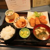 味波 - 料理写真:ヒレカツ定食