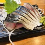 鮒忠人形町店 - オススメ シメサバ650円