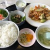 中国料理大翁 - 料理写真:サービスランチ(鶏肉のカキソース炒め) 810円