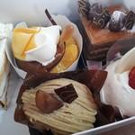 フランス菓子 ペール・ノエル - 料理写真: