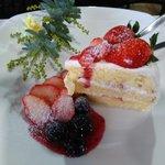 高澤記念館 - ショートケーキです♪
