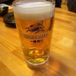 土佐 市場寿し - 生ビール