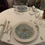 レストラン・モリエール - テーブル