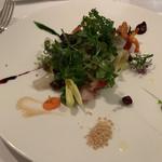 レストラン・モリエール - 温野菜のサラダ