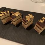 レストラン・モリエール - ケーキ